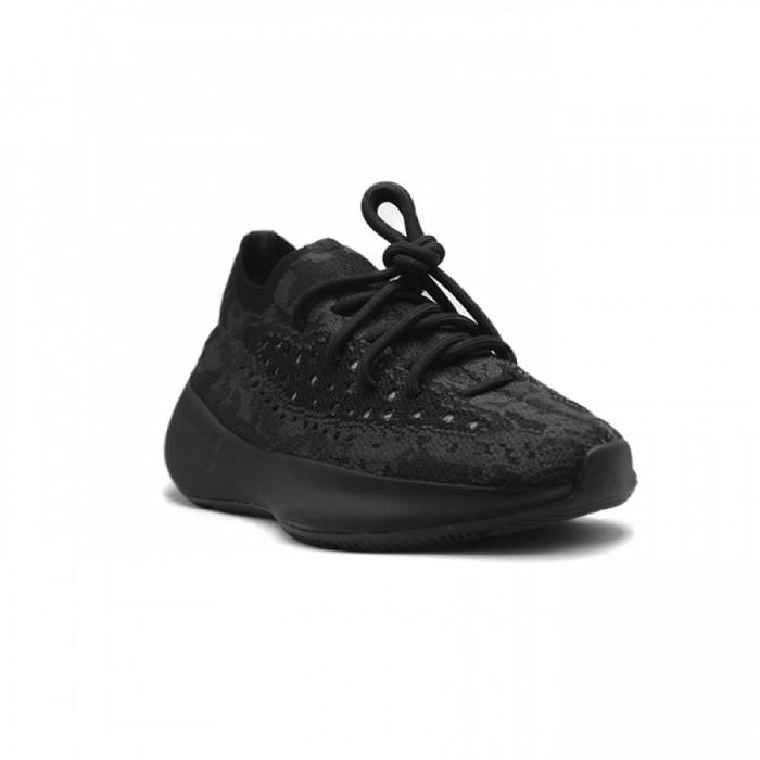 Кроссовки Adidas Yeezy Boost 380  Черные